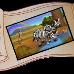 MISSIONE A SCADENZA….La Zebra Bianca e Nera