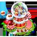 Macchina delle Decorazioni Festive