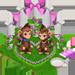 Habitat Scimmie Innamorate