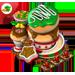 Macchina delle Ciambelle di Natale