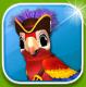 pappagalli pirati