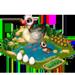 Habitat dell'Oca Egizia