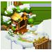 Habitat dell'Uccello Tessitore di Natale