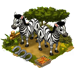 Habitat della Zebra
