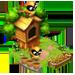 Habitat per l'Uccello Tessitore
