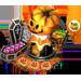 Macchina Dolci di Halloween