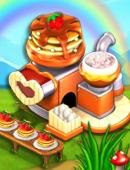 Pancake Pigiama Party