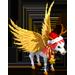 Pegasus di Natale