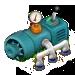 Pompa dell'acqua