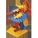 Statua Uccello Maya