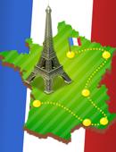 Tour della Francia