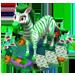 Zebra Zombie