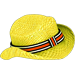Cappello da Sole Giallo