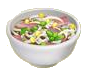 zuppa  di noodle pho