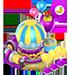macchina dei palloncini