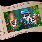 MISSIONE A SCADENZA …Lemuri Leggendari ….Legend of the Lemurs