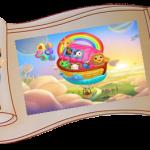 MISSIONE A SCADENZA … Arca Mongolfiera…Noah's Ark Hot Air Balloon