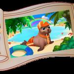 MISSIONE A TEMPO….Piccolo Tricheco…The Little Walrus