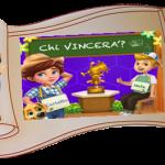MISSIONE A SCADENZA –Gara di Spelling–Darryl and the Spelling Bee