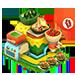 Macchina Barchette di Avocado